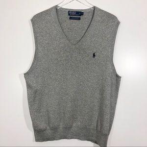 [Polo Ralph Lauren] Pima Cotton Vest